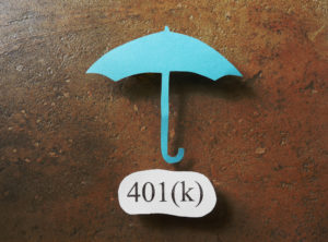 401k - Buy insurance to protect your biggest asset