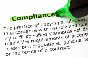 Compliance at King Financial Corporation