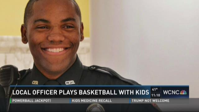 Officer Christian Coe is what investing in Concord is all about.
